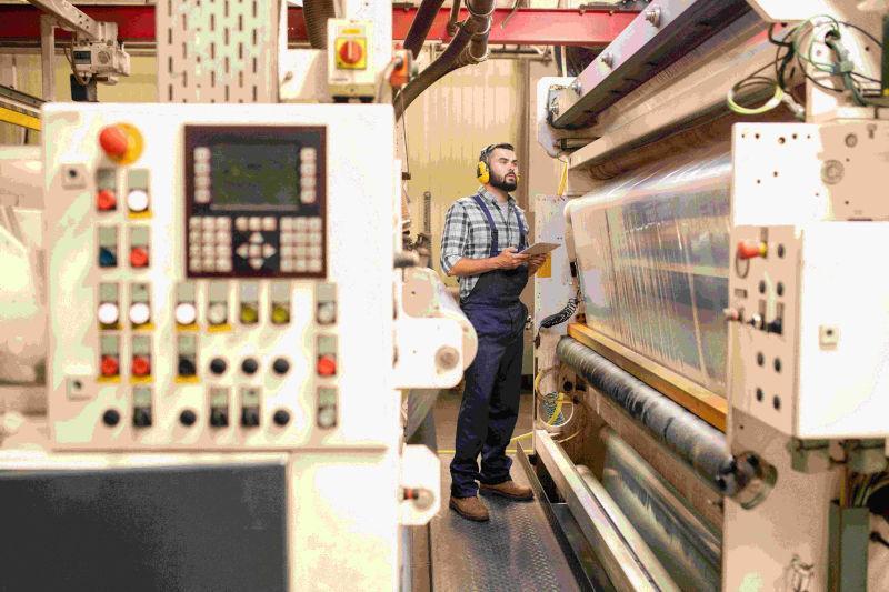 Automatyzacja procesu w automatyce przemysłowej